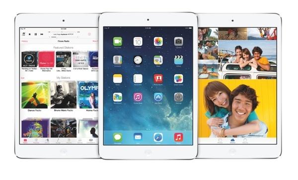 Apple releases iOS 7