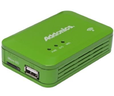 Addonics announces WiFi Drive Adapter