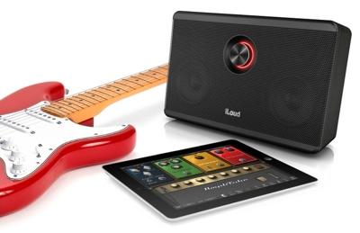 IK Multimedia announces iLoud wireless portable speaker