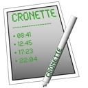Cronette 1.6 optimized for OS X Mavericks