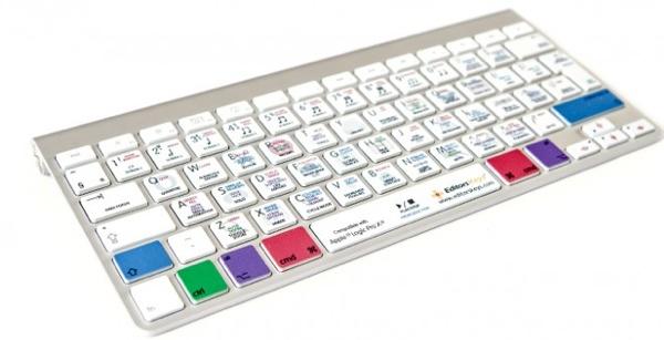 Kool Tools: Editors Keys wireless keyboard for Logic Pro X