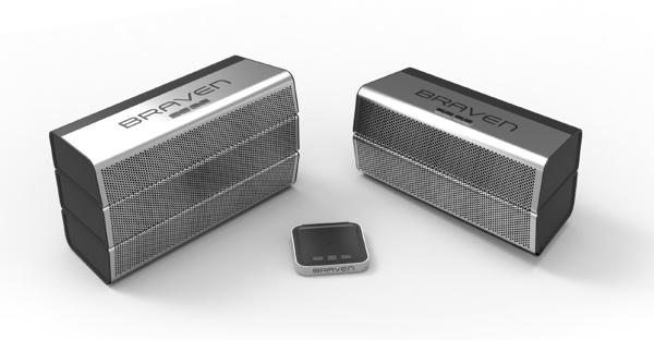 Braven unveils Vibe audio system