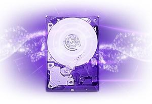 Kool Tools: WD Purple surveillance class hard drive line