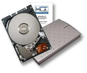 Kool Tools: MCE internal hard drive upgrade kit