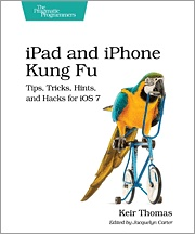 Recommended Reading: 'iPad and iPhone Kung Fu'
