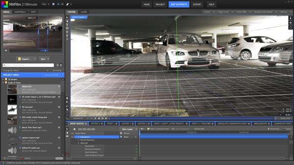 FXHome announces HitFilm plug-ins for Final Cut Pro X, After Effects, Premiere Pro, Motion
