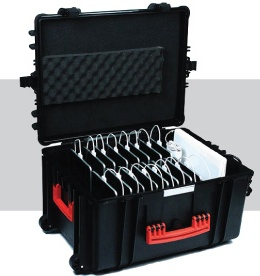 PARAT Solutions rolls out new charge/sync transport case