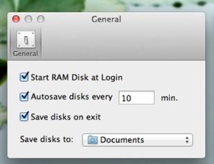 Kool Tools: RamDisk for Mac OS X