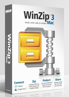 WinZip introduces WinZip Mac 3