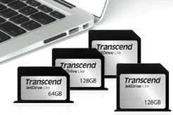 JetDrive Lite expansion cards released for Apple laptops