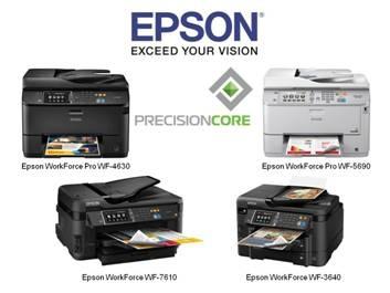 Epson announces new WorkForce printers
