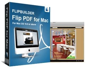 FlipBuilder rolls out Flip Book PDF for Mac OS X