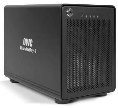 OWC releases ThunderBay 4 RAID 5 Edition