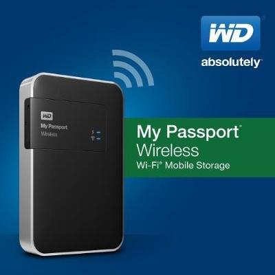 Kool Tools: WD My Passport Wireless