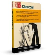 Kool Tools: AKVIS Charcoal image editing app