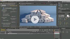 Kool Tools: Cineware 2.0, Cinema 4D Lite 1
