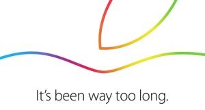 Apple announces Oct. 16 media event