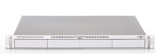 Sonnet introduces Fusion R400 RAID USB 3.0 Rackmount Storage System