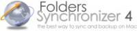 FoldersSynchronizer for Mac OS X kicked up to version 4.2.1
