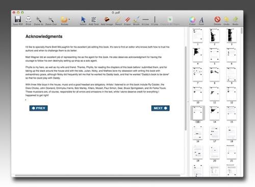 Reezaa releases PDF Editor 3.0 for Mac OS X