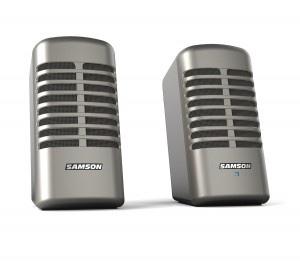 Kool Tools: Samson Meteor speaker system