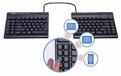 Kinesis introduces Bluetooth Freestyle2 fully-splittable ergonomic keyboard
