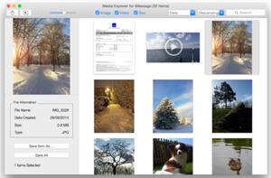 Kool Tools: Media Explorer for iMessage