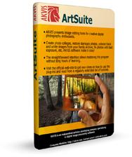 Kool Tools: AKVIS ArtSuite School Pack
