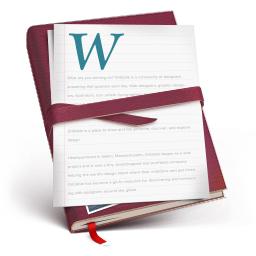 DCBM updates Word Writer Pro for Mac OS X