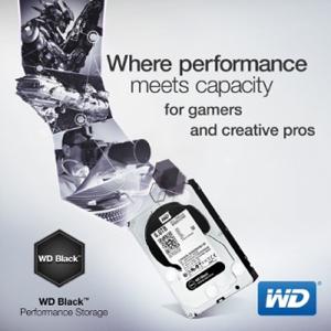 Kool Tools: WD Black hard drives