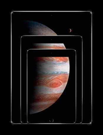 Apple Introduces iPad Pro