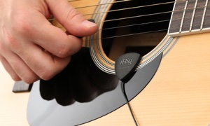 IK Multimedia ships iRig Acoustic