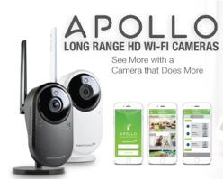Amped Wireless debuts HD Wi-Fi cameras