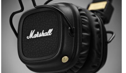 Kool Tools: Marshall Major II Bluetooth headphones