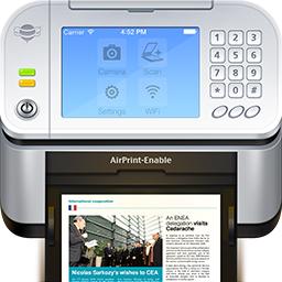 Air Printer for OS X revved to version 1.9