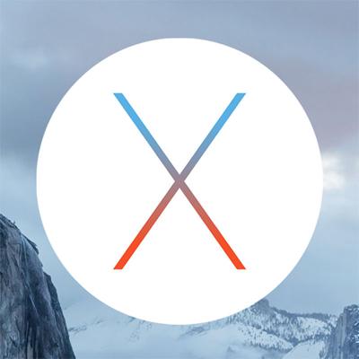 OS X revved to version 10.11.4