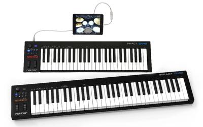 Kool Tools: Nektar MIDI controller keyboards