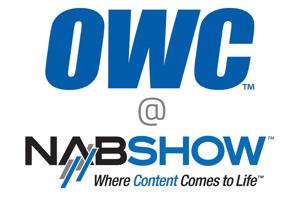 OWC previews Thunderbolt 3 products at NAB 2016