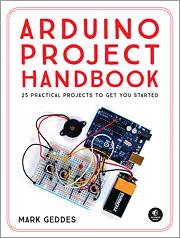 Kool Tools: 'Arduino Project Handbook'