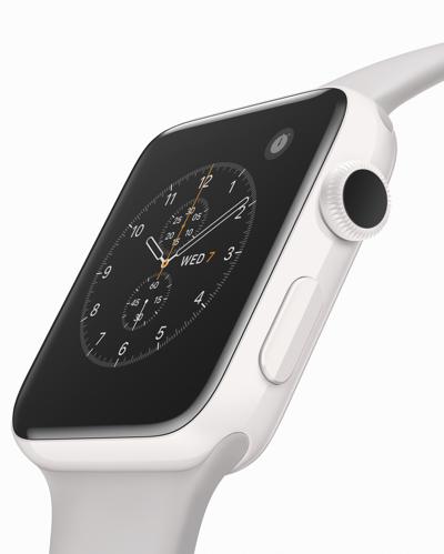 Apple debuts the Apple Watch Series 2