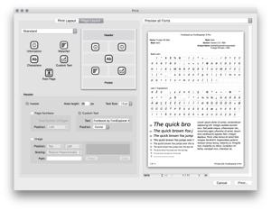 Monotype debuts FontExplorer X