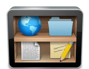 DockShelf 1.5 for macOS allows unlimited mini-desktops