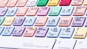 Phase One, LogicKeyboard offer customized keyboard