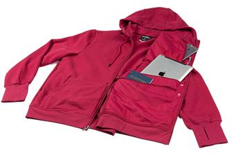 Kool Tools: SCOTTeVEST hoodie