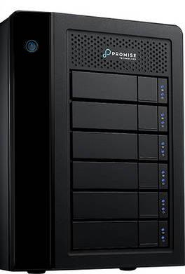 Promise Technology debuts new Pegasus3 desktop RAID storage solutions