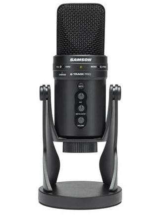 Kool Tools: G-Track Pro microphone