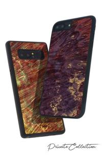 Kool Tools: Burl-Wood iPhone cases