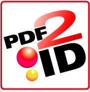 PDF2ID 2018 is ready for macOS High Sierra