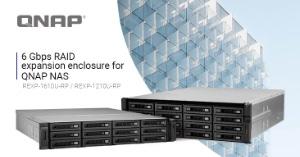 Kool Tools: QNAP 6 Gbps Expansion Enclosure