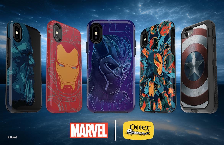 Kool Tools: Avengers: Infinity War phone cases